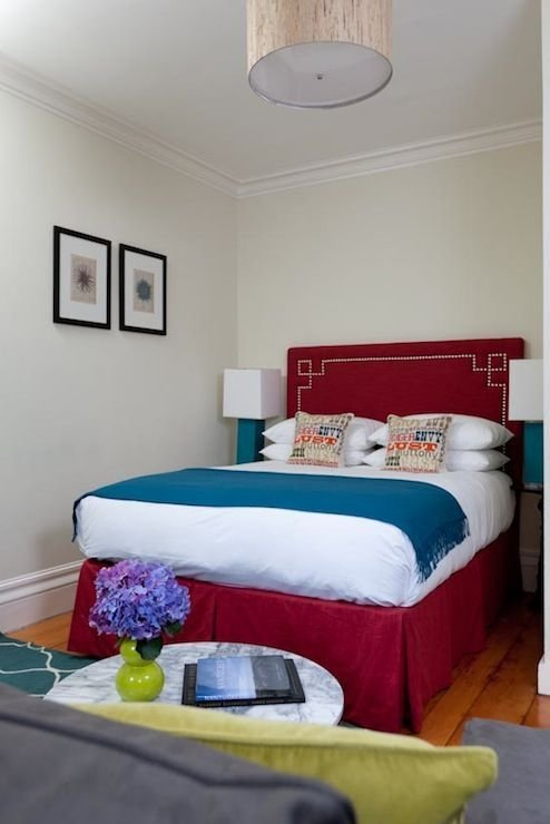 Best Teal And Red Rooms To Sleep In Pinterest Peacock With Pictures
