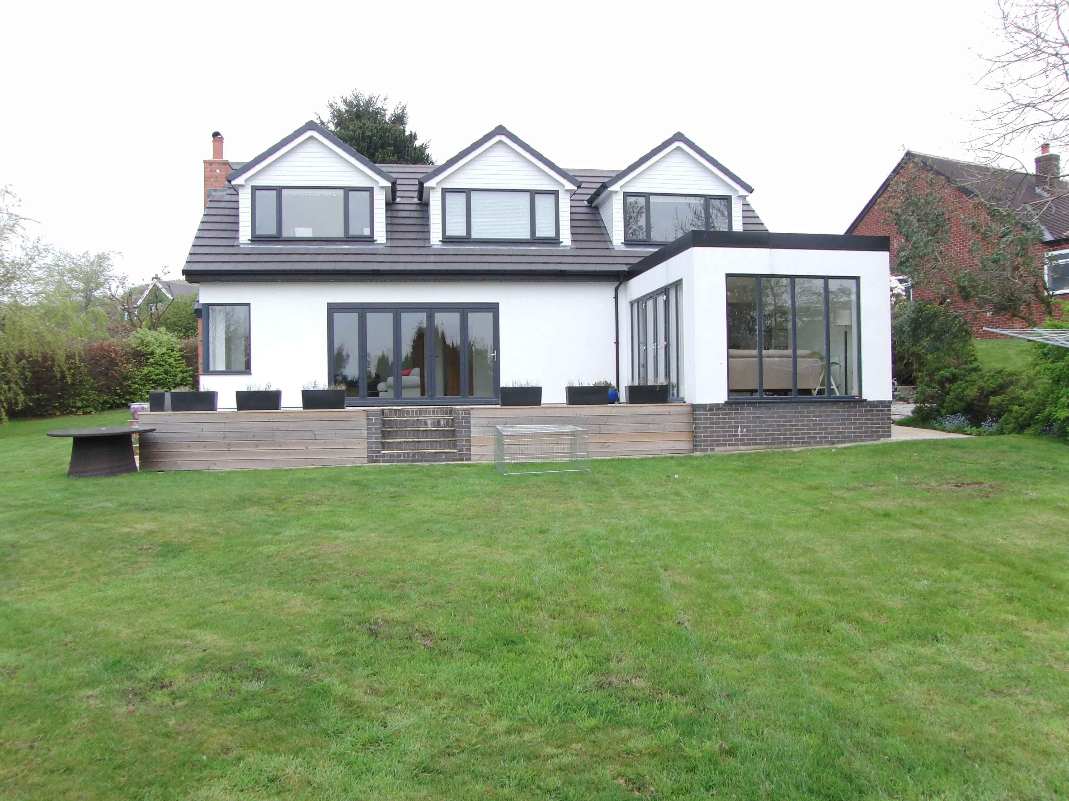 Best Modern Dormer Bungalow Home Design Dormer Bungalow With Pictures