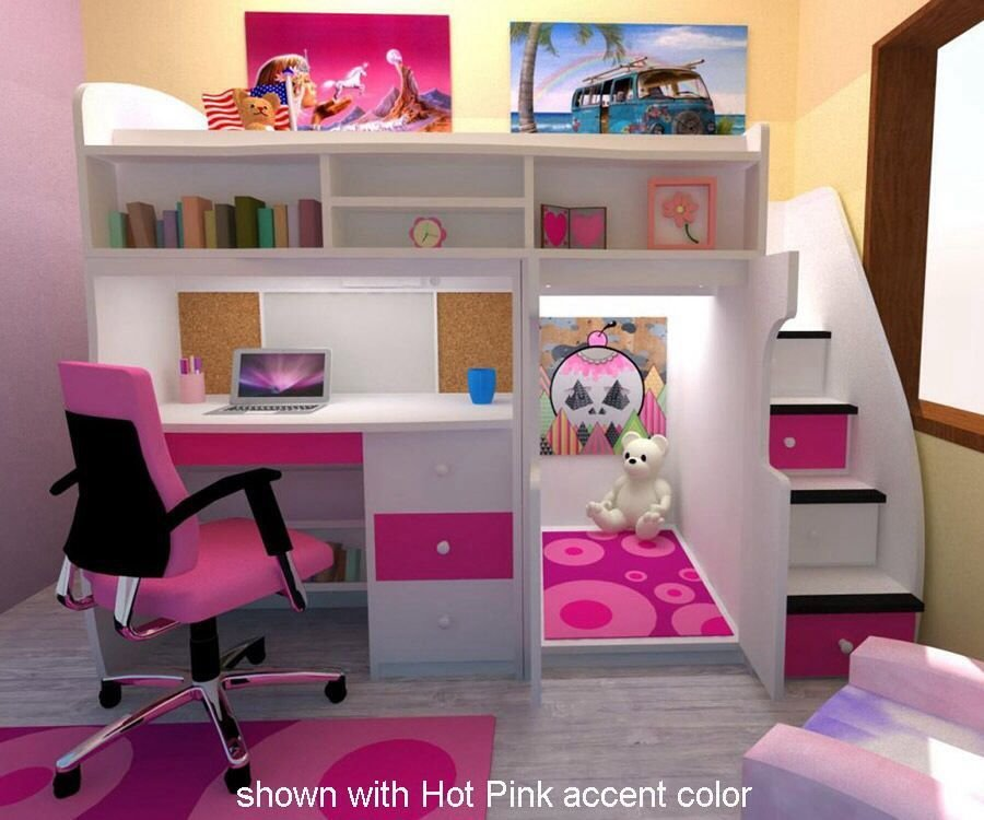 Best Cute Small Bedroom Idea For Girls Bedroom Ideas And Design Small Room Bedroom Bedroom Bunk With Pictures