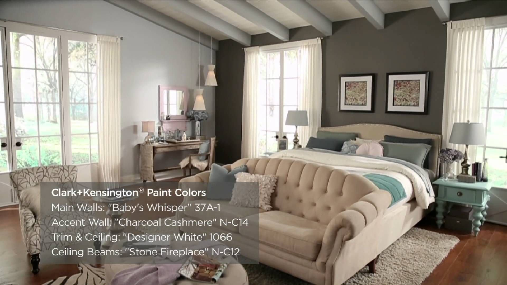 Best One Bedroom Three Different Paint Color Ideas Clark With Pictures