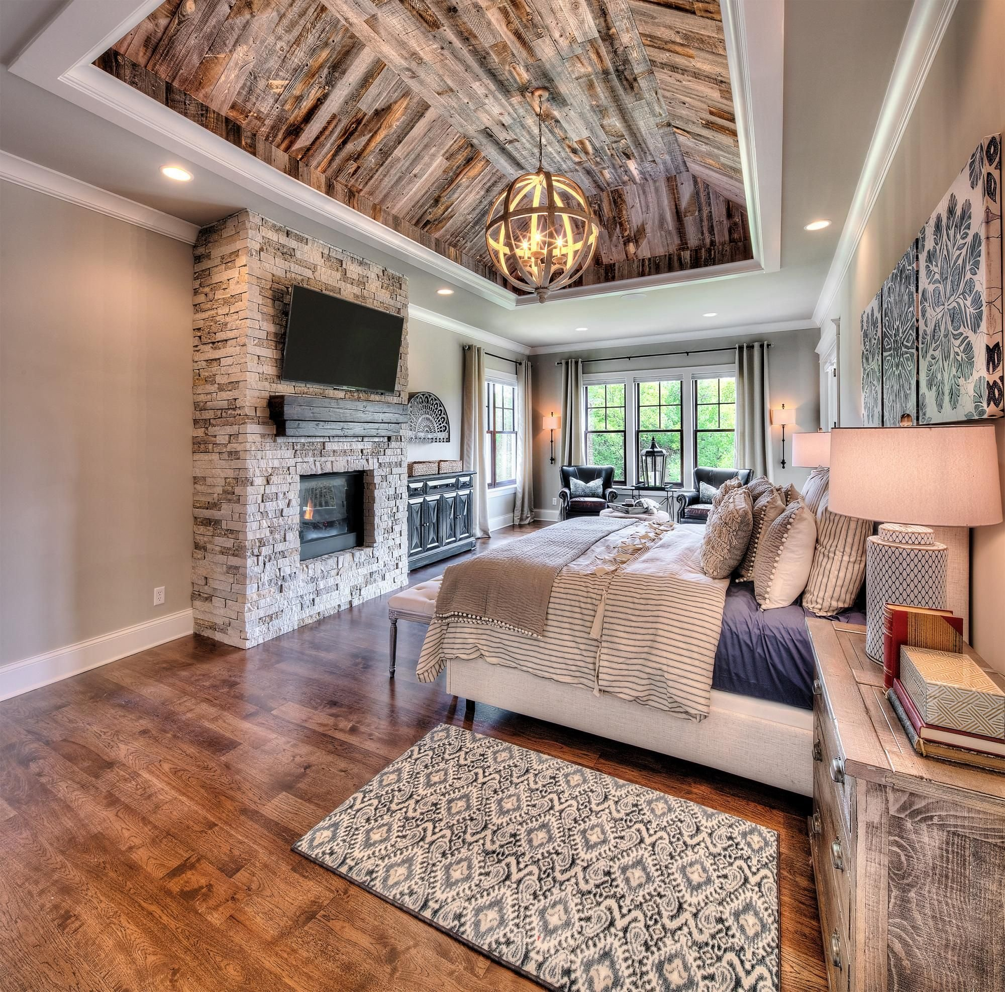 Best Master Bedrooms Photo Gallery Custom Homes In Kansas With Pictures