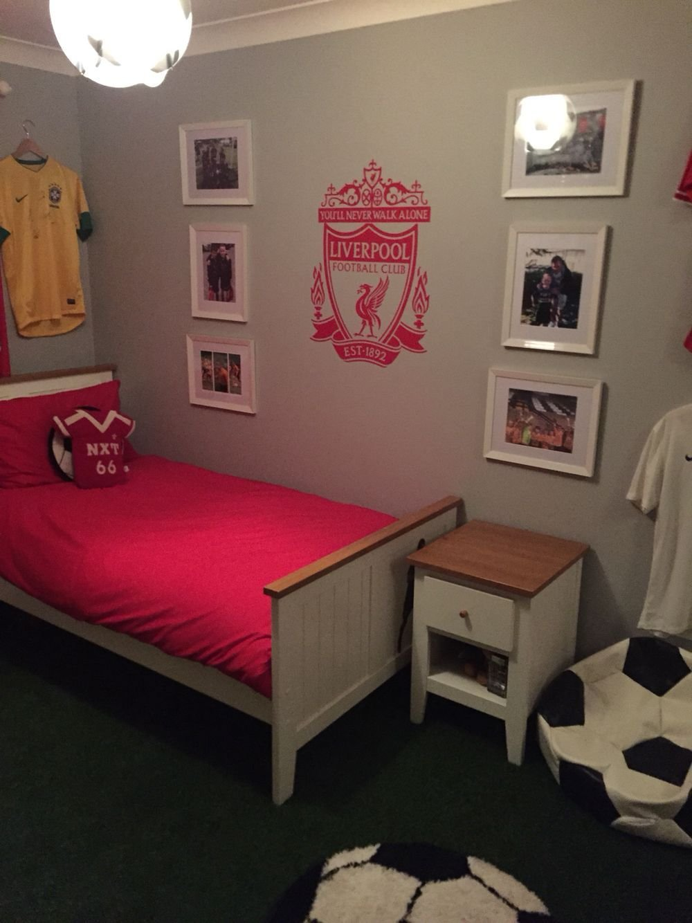 Best Liverpool Fc Room Decoration Www Indiepedia Org With Pictures