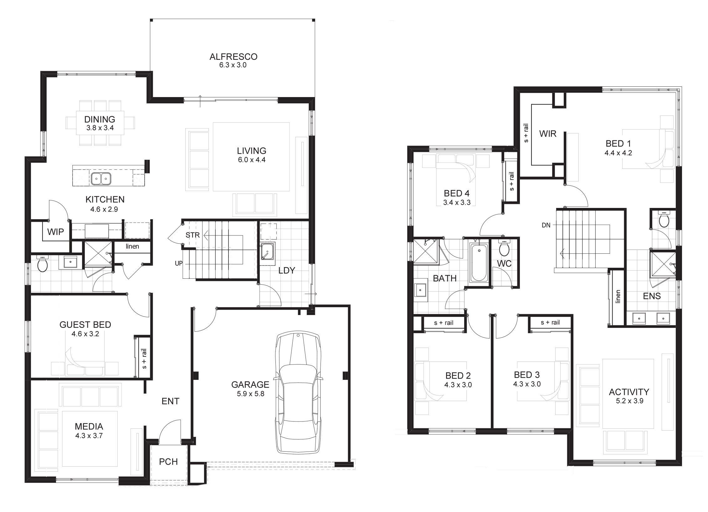 Best 6 Bedroom House Plans Perth Corepad Info 5 Bedroom House Plans Garage House Plans И House Plans With Pictures
