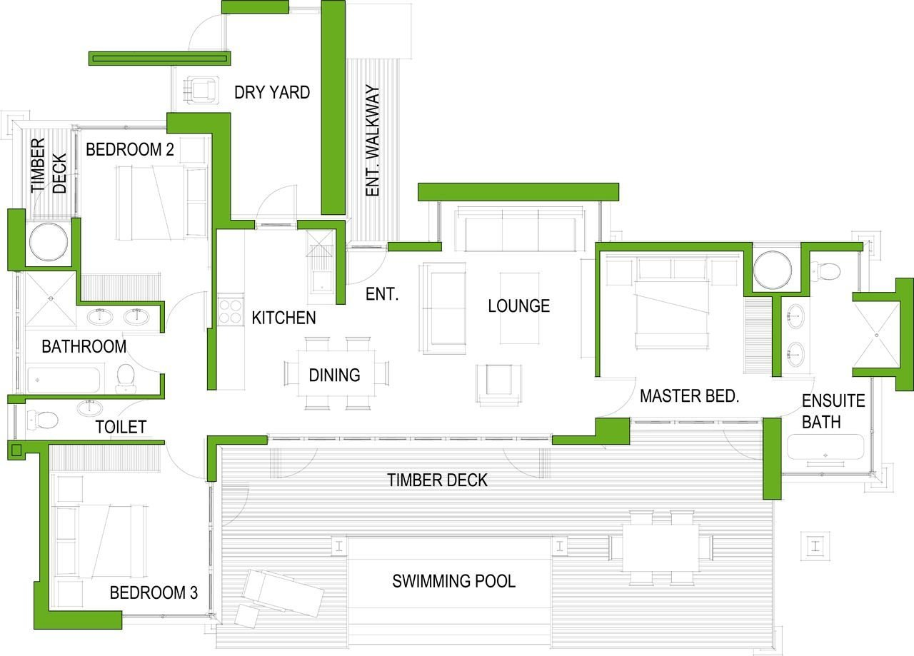 Best 5 Bedroom House Plans In South Africa House Plans With Pictures