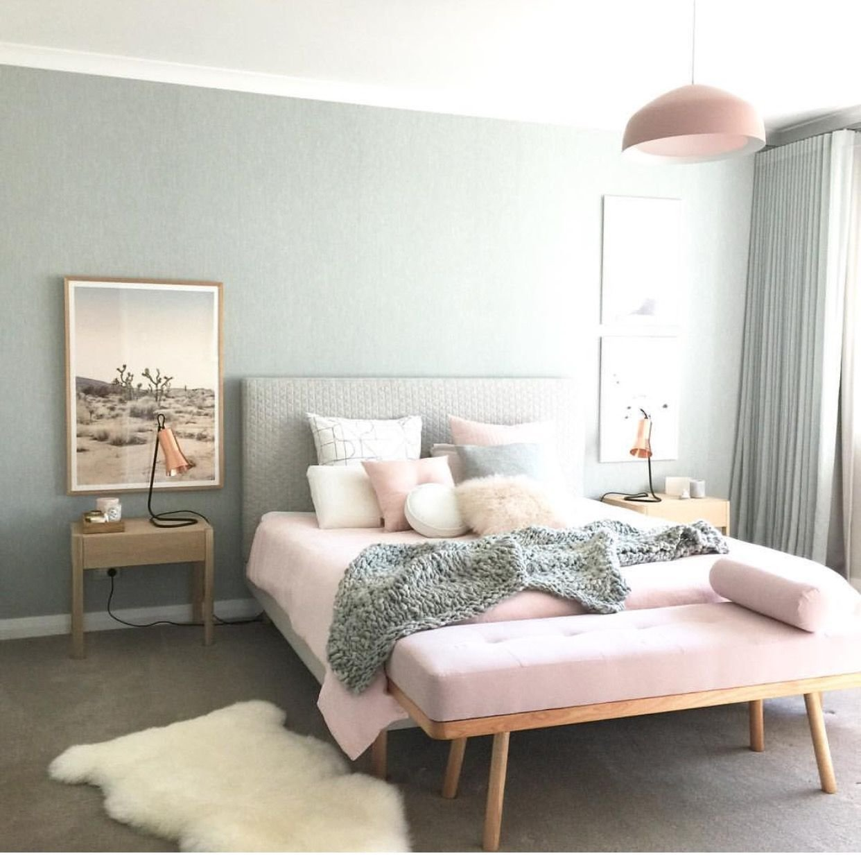 Best Du Blush Dans La Chambre In 2019 For The Home Pastel With Pictures