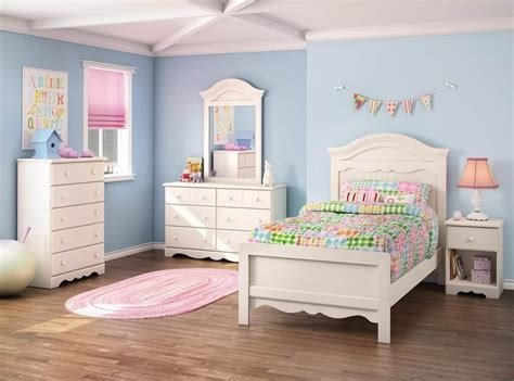 Best Toddler Girls Bedroom Sets Ideas With Light Blue With Pictures