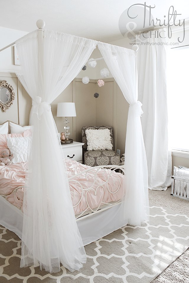 Best Big Girl Bedroom Makeover Best Of Thrifty And Chic Big Girl Bedrooms Cute Room Ideas Girls With Pictures