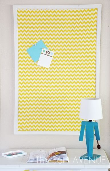 Best Diy Fabric Covered Pin Board Girls Room Ideas Diy Home With Pictures