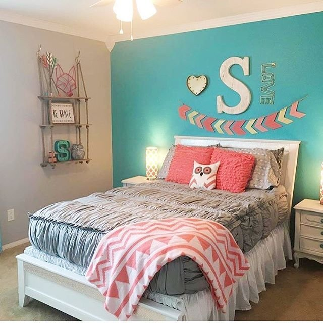 Best Girls Room Decor And Design Ideas 27 Colorfull Picture That Inspire You Girl Room Decor With Pictures