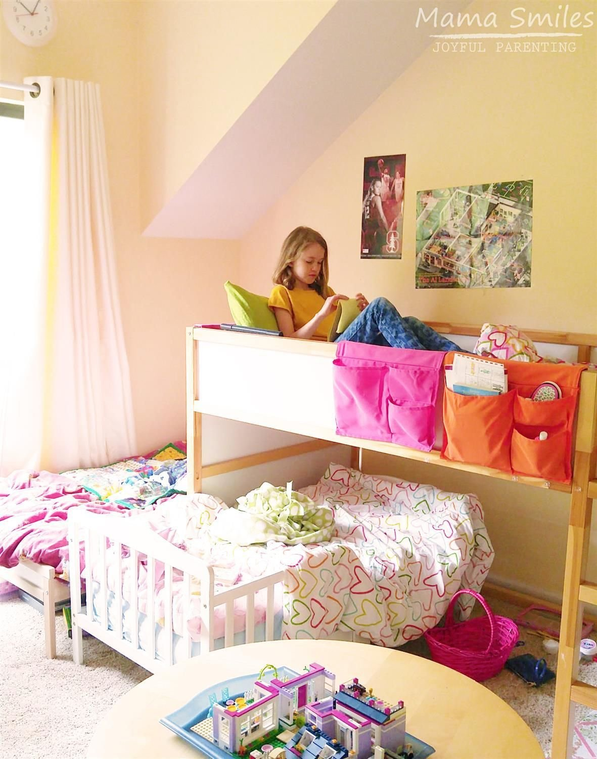 Best Shared Sibling Bedrooms And Family Small Space Living My With Pictures
