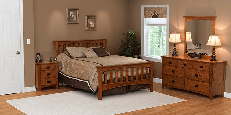 Best Pin By Sharon Billingsley On Beds In 2019 Mission Style Furniture Mission Style Bedrooms With Pictures