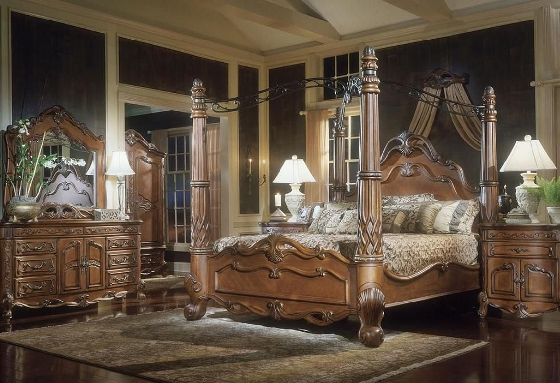 Best Tresor Canopy Bed Is Truly A Sight To Behold Finished With Pictures