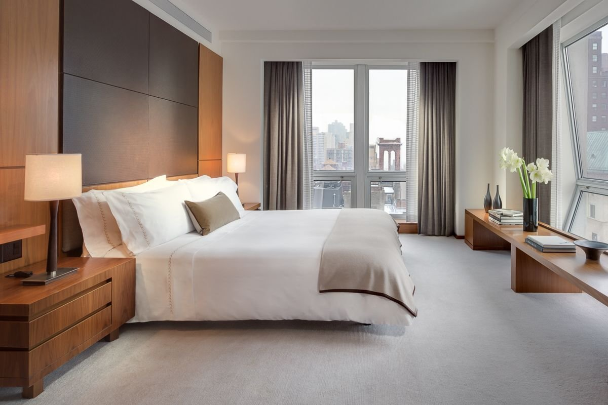 Best One Bedroom Empire State View Suite At The Langham New With Pictures