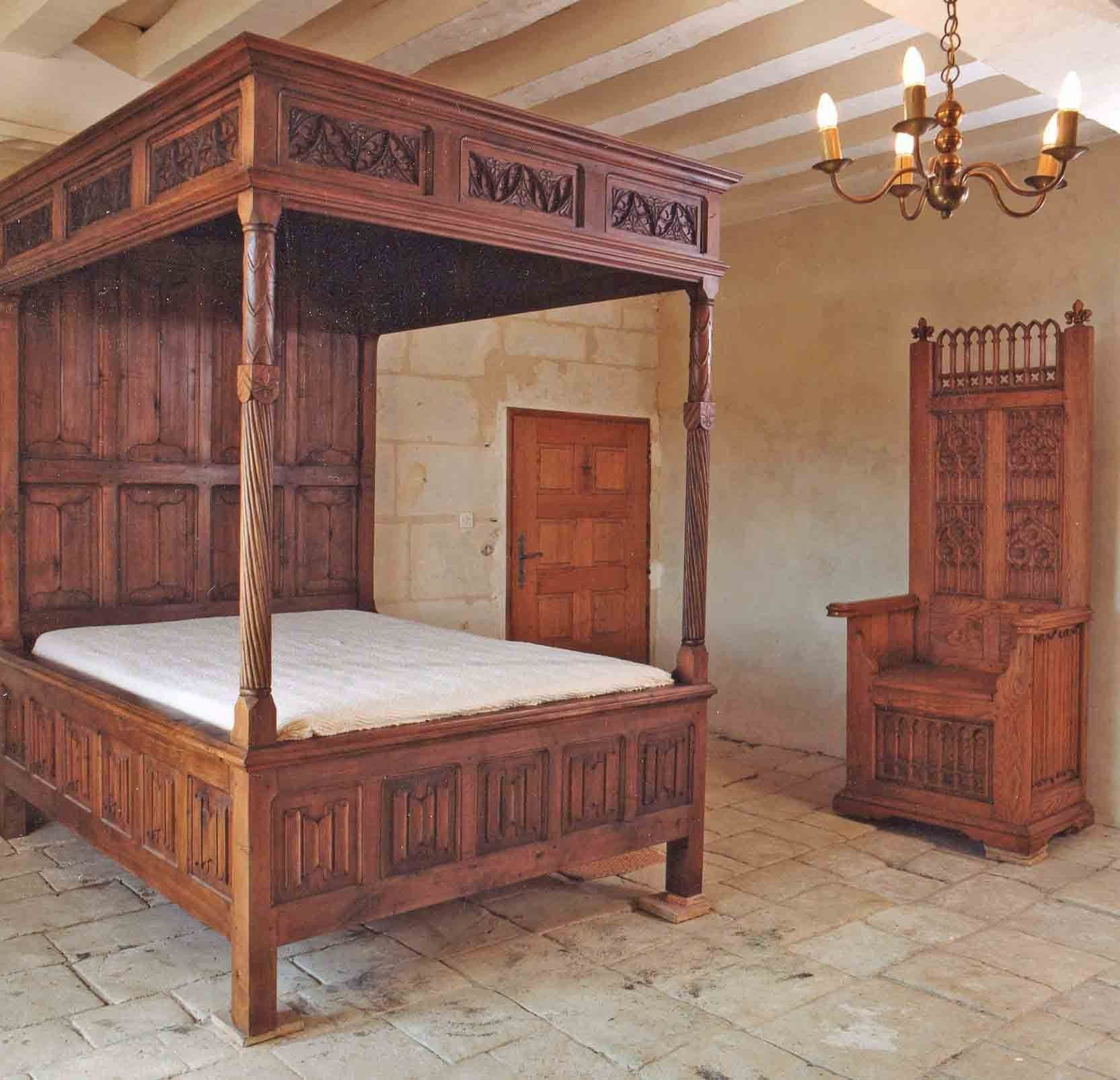 Best Medieval Canopy Bed Google Search Dream Home With Pictures