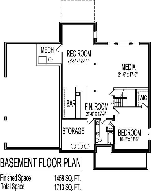 Best 2 Story Architect Home 4 Bedroom Open Floor Plan Front With Pictures