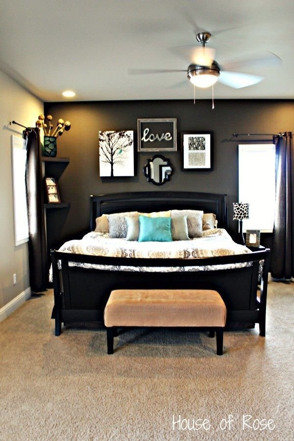 Best 30 Bedroom Wall Decoration Ideas Bedroom Painting Ideas With Pictures