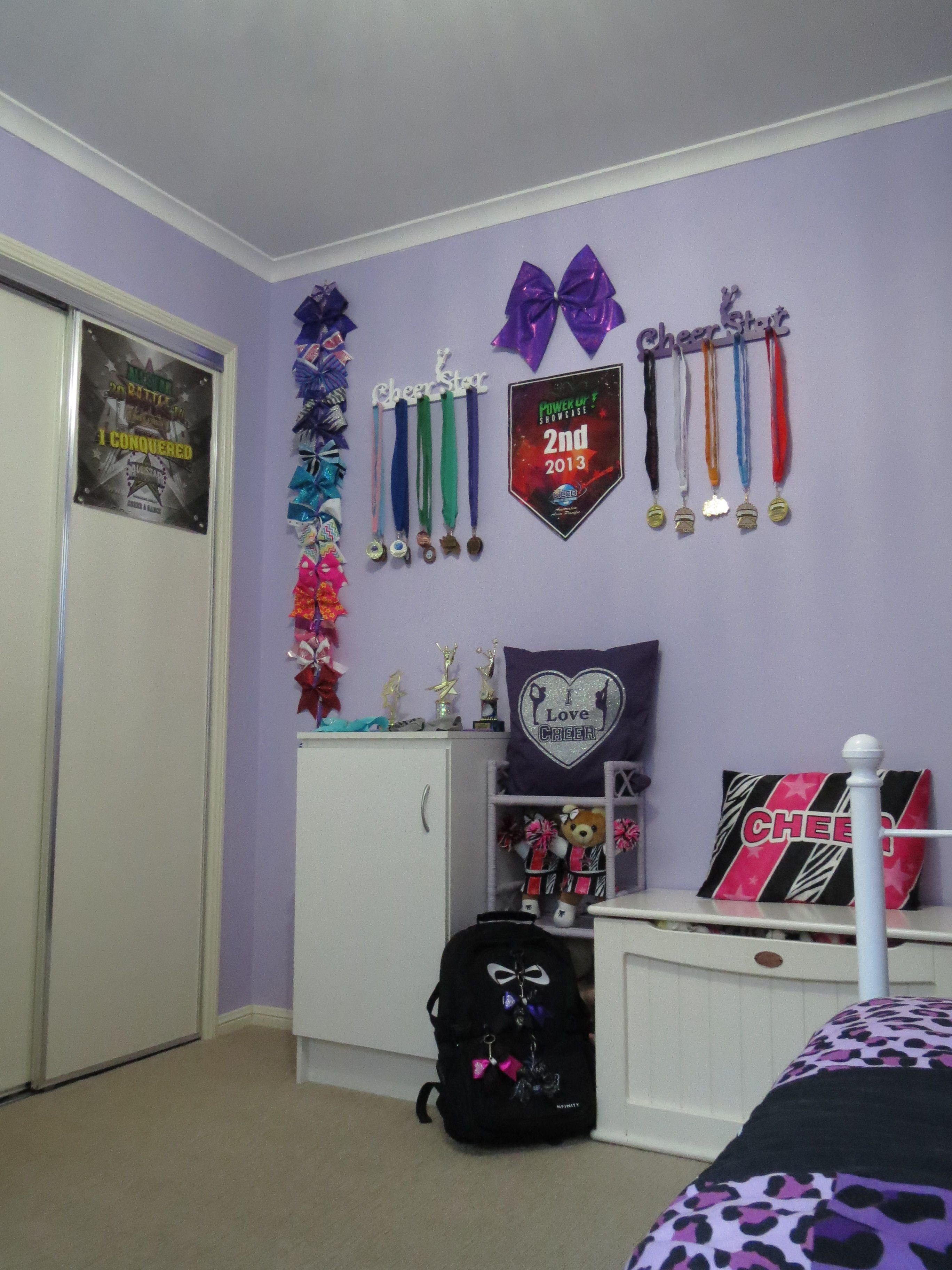 Best Cheerleader Wall Décor With Pictures