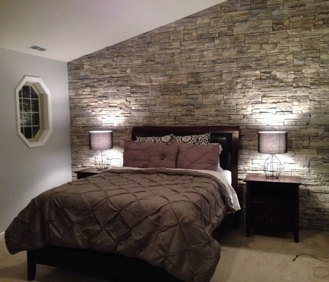 Best St*N*D Wall In Bedroom Belgrade Stack Ease J N Stone Stone Style Stack Ease In 2019 Accent With Pictures