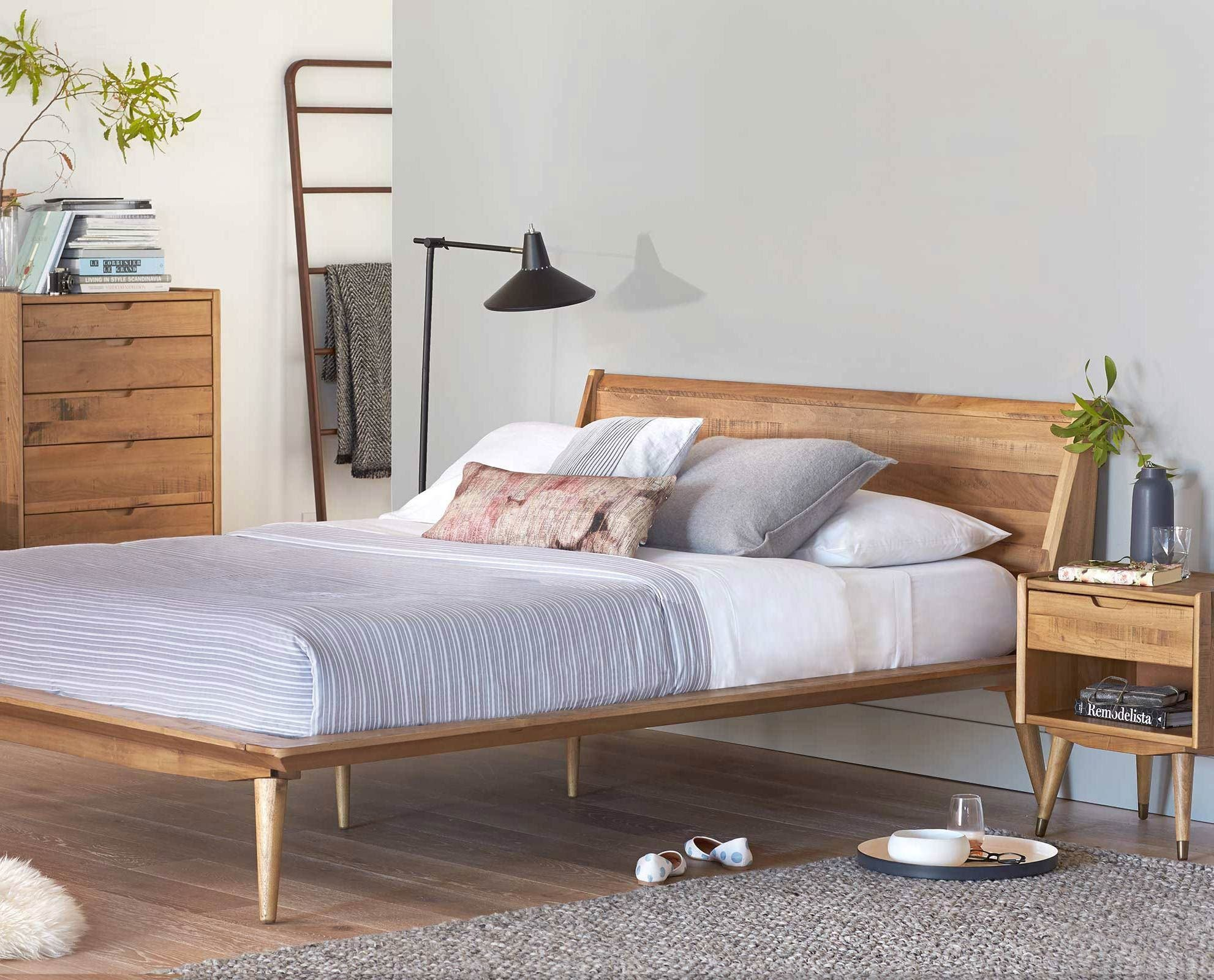 Best Scandinavian Designs The Nordic Inspired Bolig Bed Is With Pictures