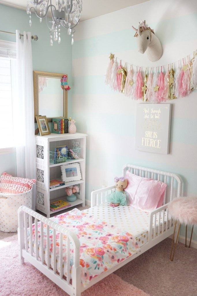 Best Toddler Room Refresh Betty Violet Decorating Toddler With Pictures