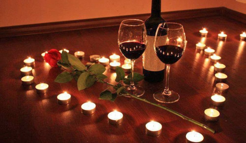 Best 10 Tips For A Romantic Night In Romantic Nights Wine With Pictures