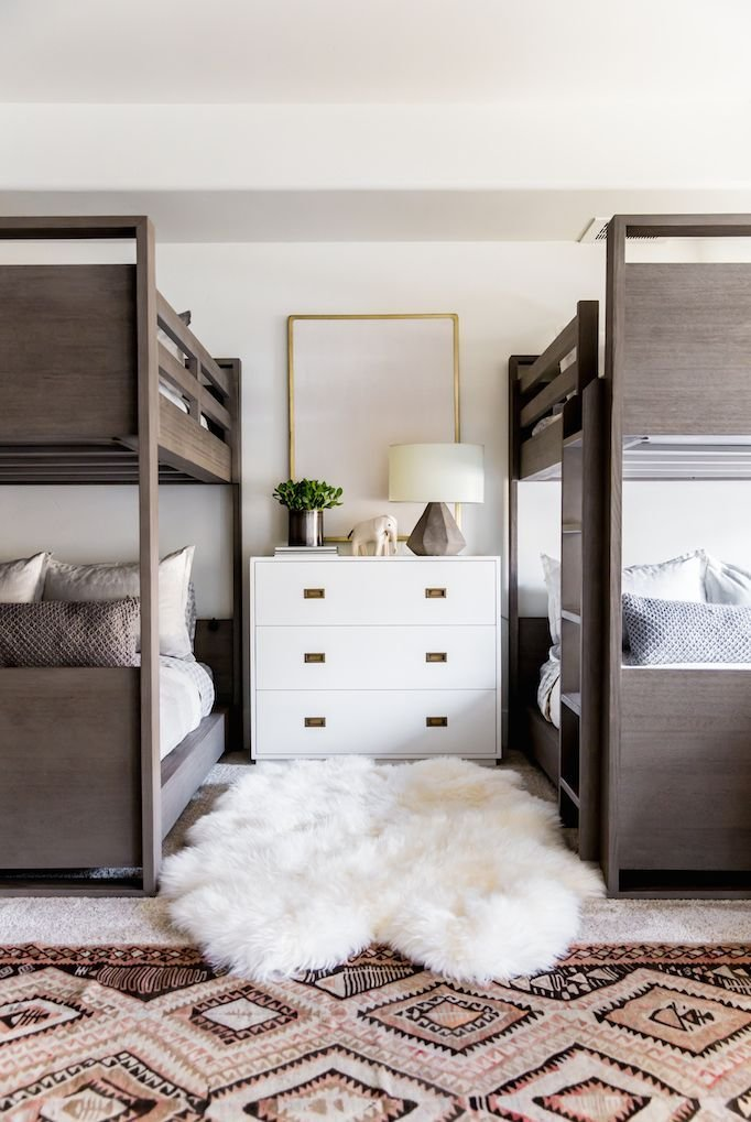 Best Heber Project Modern Bunk Roombecki Owens S W E E T H O With Pictures
