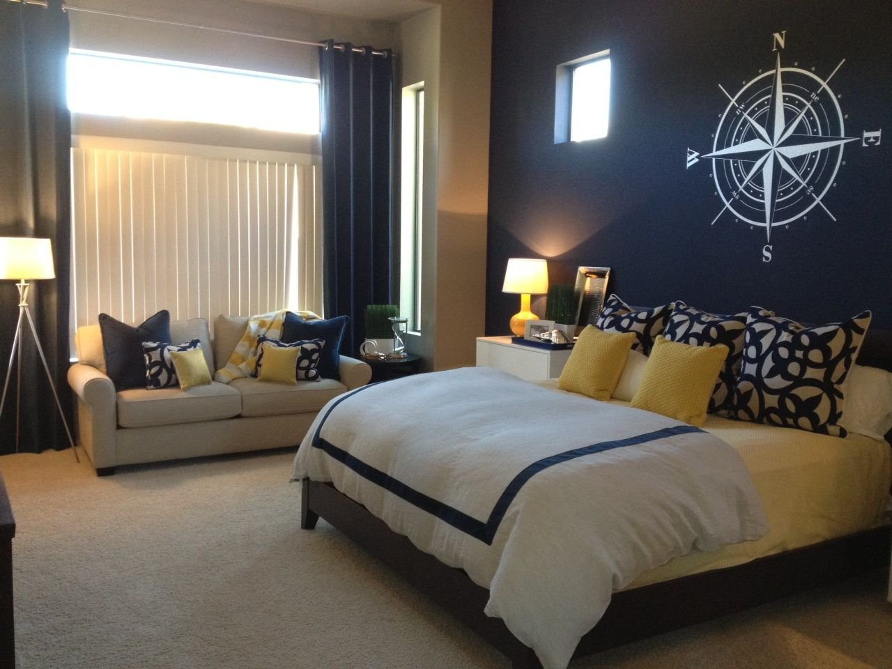 Best Bedroom Nautical Bedroom Decor The Magnificent Rooms That With Pictures