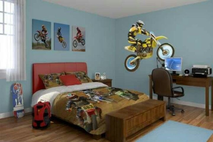 Best A Good One For A Little Boy Who Loves Motocross Cute With Pictures