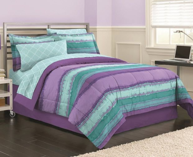 Best Teal And Purple Bedding Sets Tomlcefh Color Inspiration With Pictures
