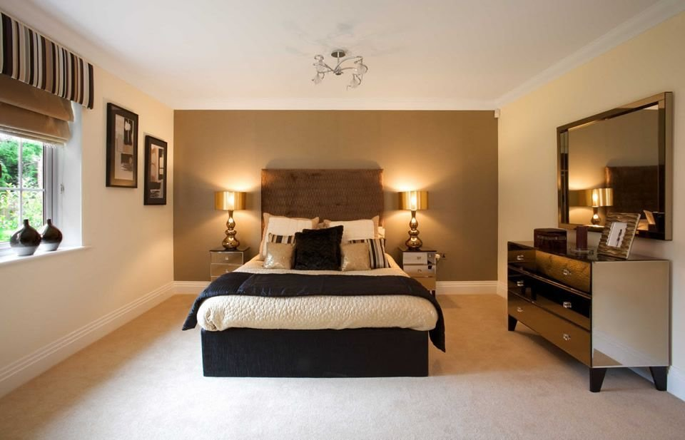 Best Bedroom Cool Big Brown Headboards For Black Bed In White With Pictures