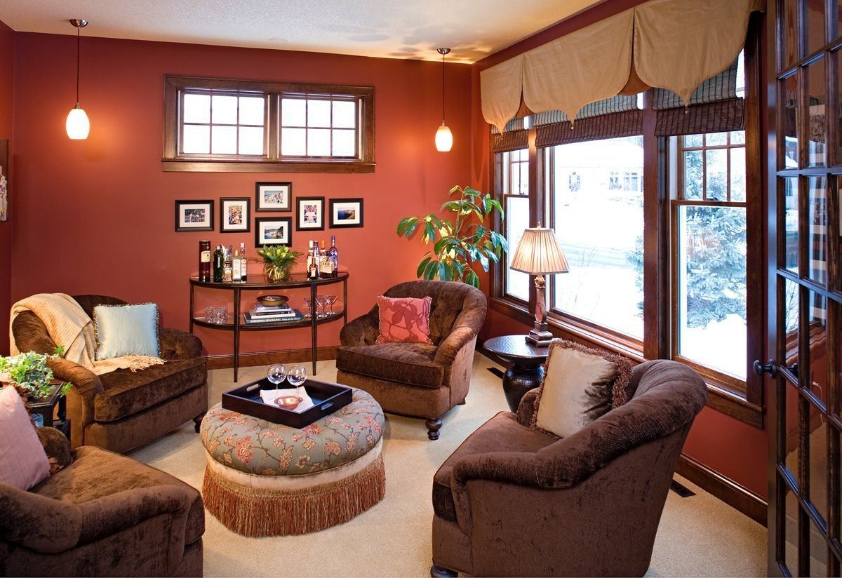 Best Warm Color Schemes Condo Decor Living Room Colors With Pictures