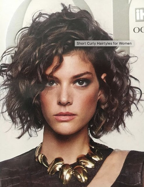 Free Newest Curly Hairstyle 2019 Hair In 2019 Short Curly Wallpaper