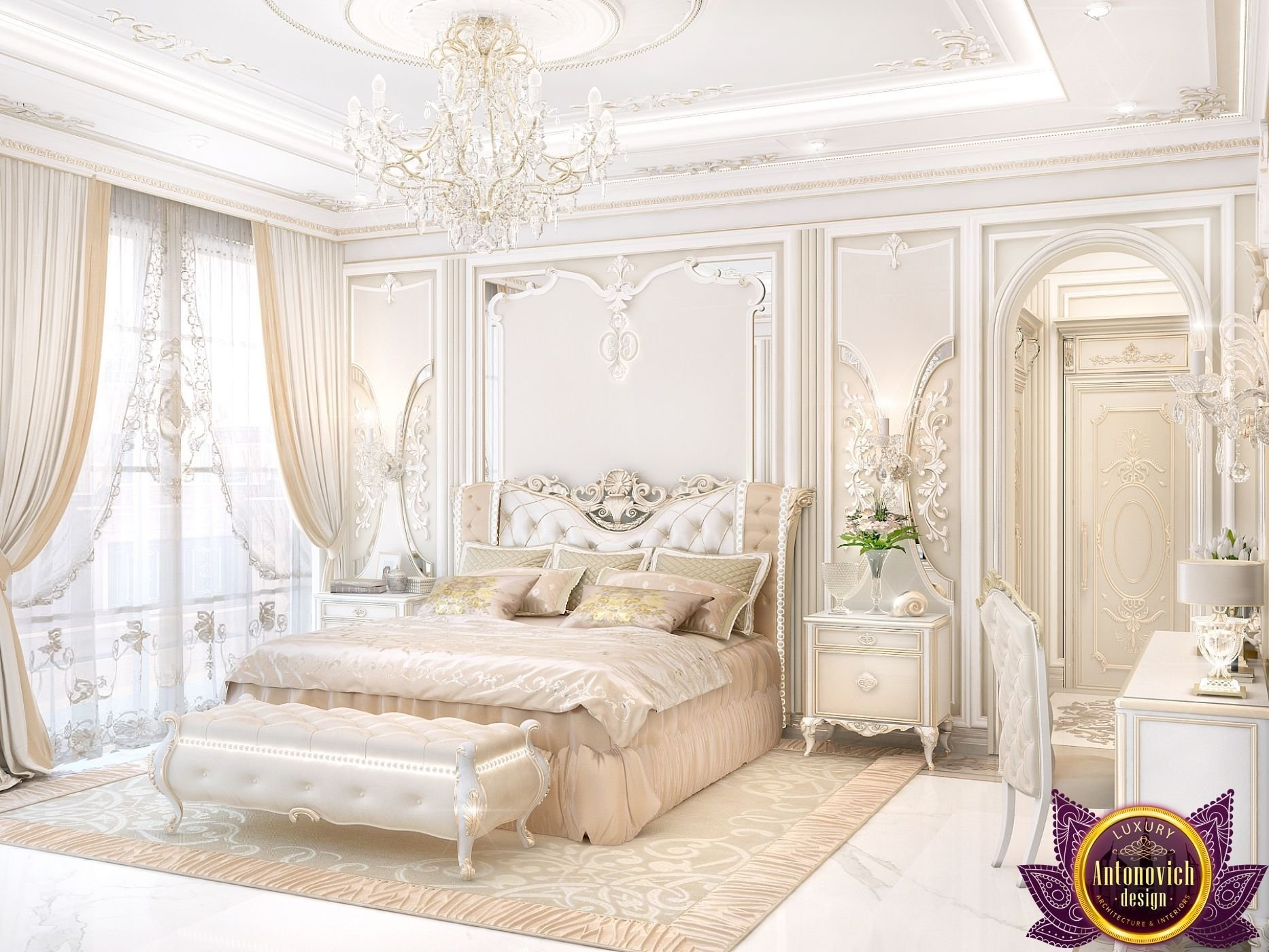 Best Master Bedroom Design In Classic Style My Dream Bedroom With Pictures