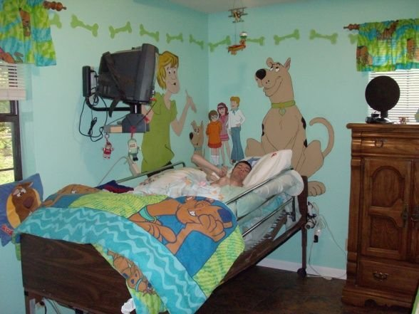 Best Scooby Doo Theme Room Scooby Doo Bedroom Decor Ideas With Pictures