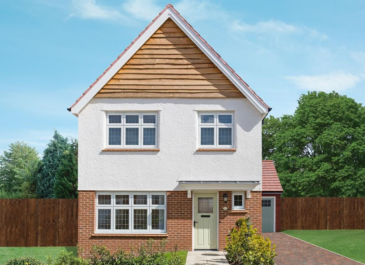 Best The Warwick Exterior 30801 Home In 2019 Redrow Homes With Pictures