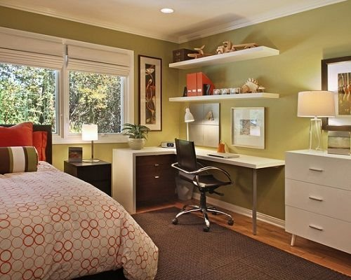 Best 40 Teenage Boys Room Designs We Love Basement Remodel Guest Bedroom Home Office Home Office With Pictures
