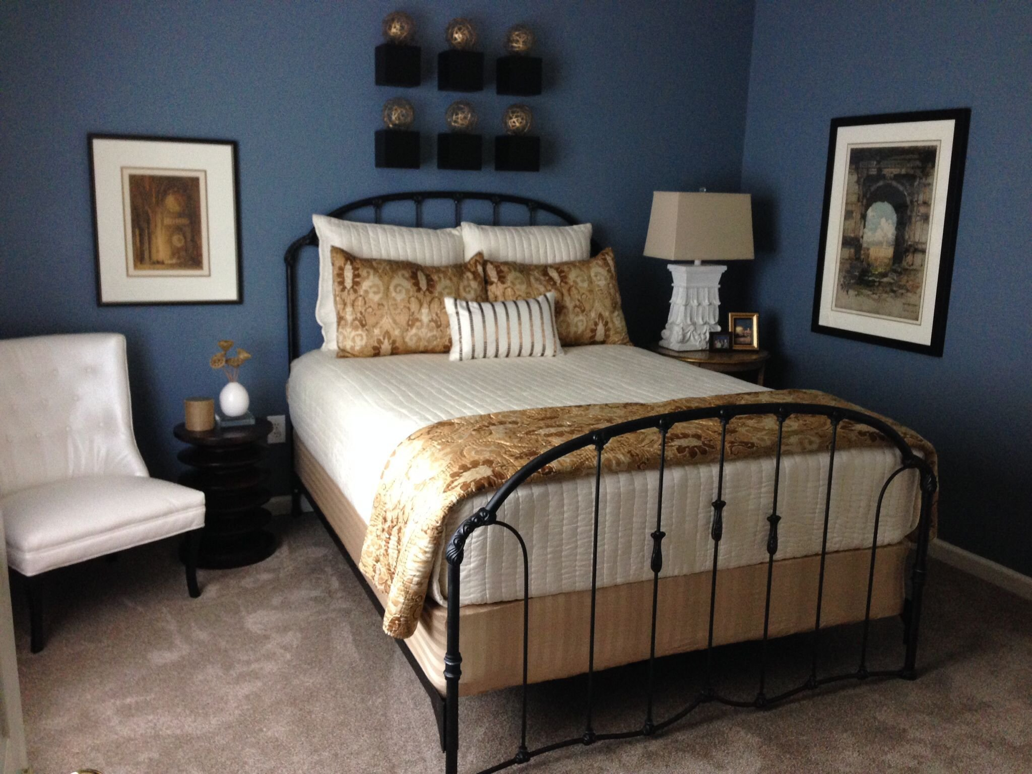 Best Wall Paint Color Benjamin Moore S Normandy Made This With Pictures