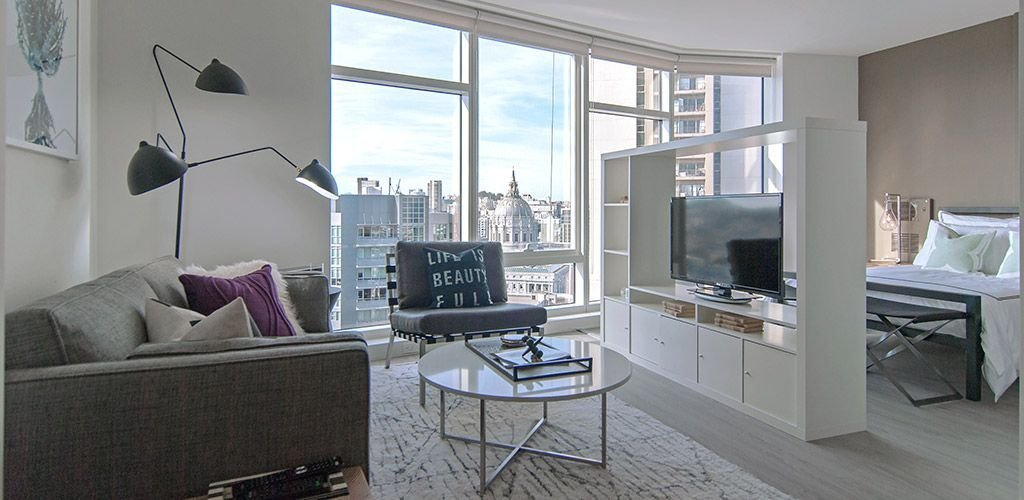 Best Residences Brand New Luxury Studio 1 And 2 Bedroom Apartments For Rent In San Francisco With Pictures