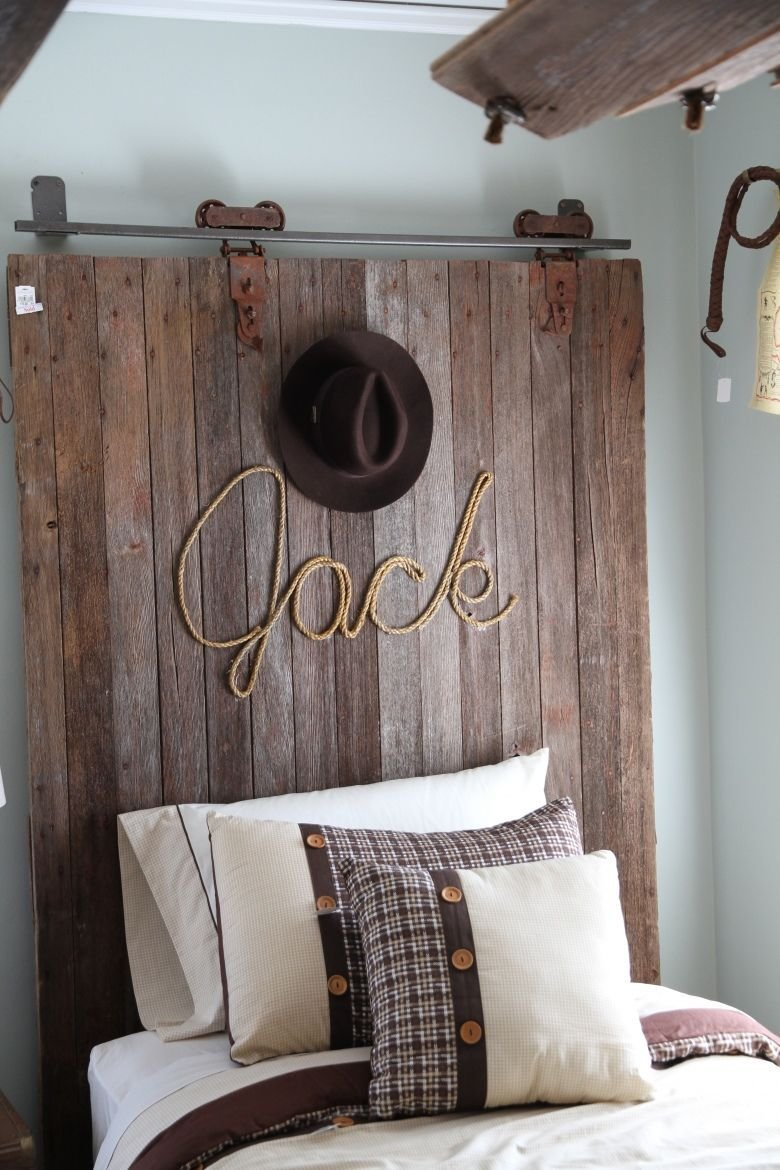 Best Boy S Bedroom Idea Rustic Western Theme Home Is Where With Pictures