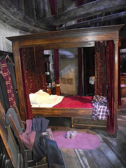 Best Gryffindor Common Room In 2019 Boys Bedroom Harry With Pictures