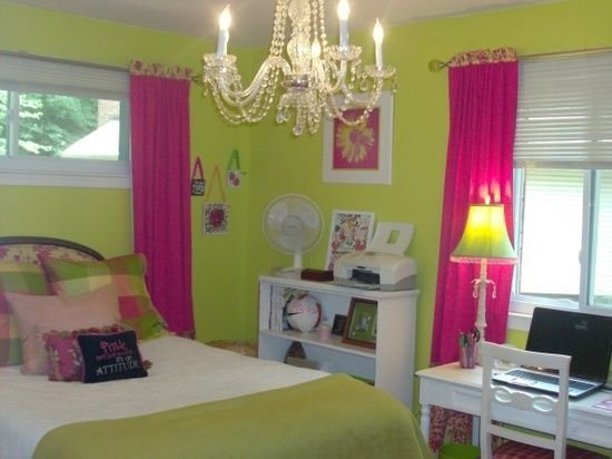 Best T**N Girls Bedroom Ideas Pink And Green T**N Girl Bedroom Ideas Cute Green And Pink Room With Pictures