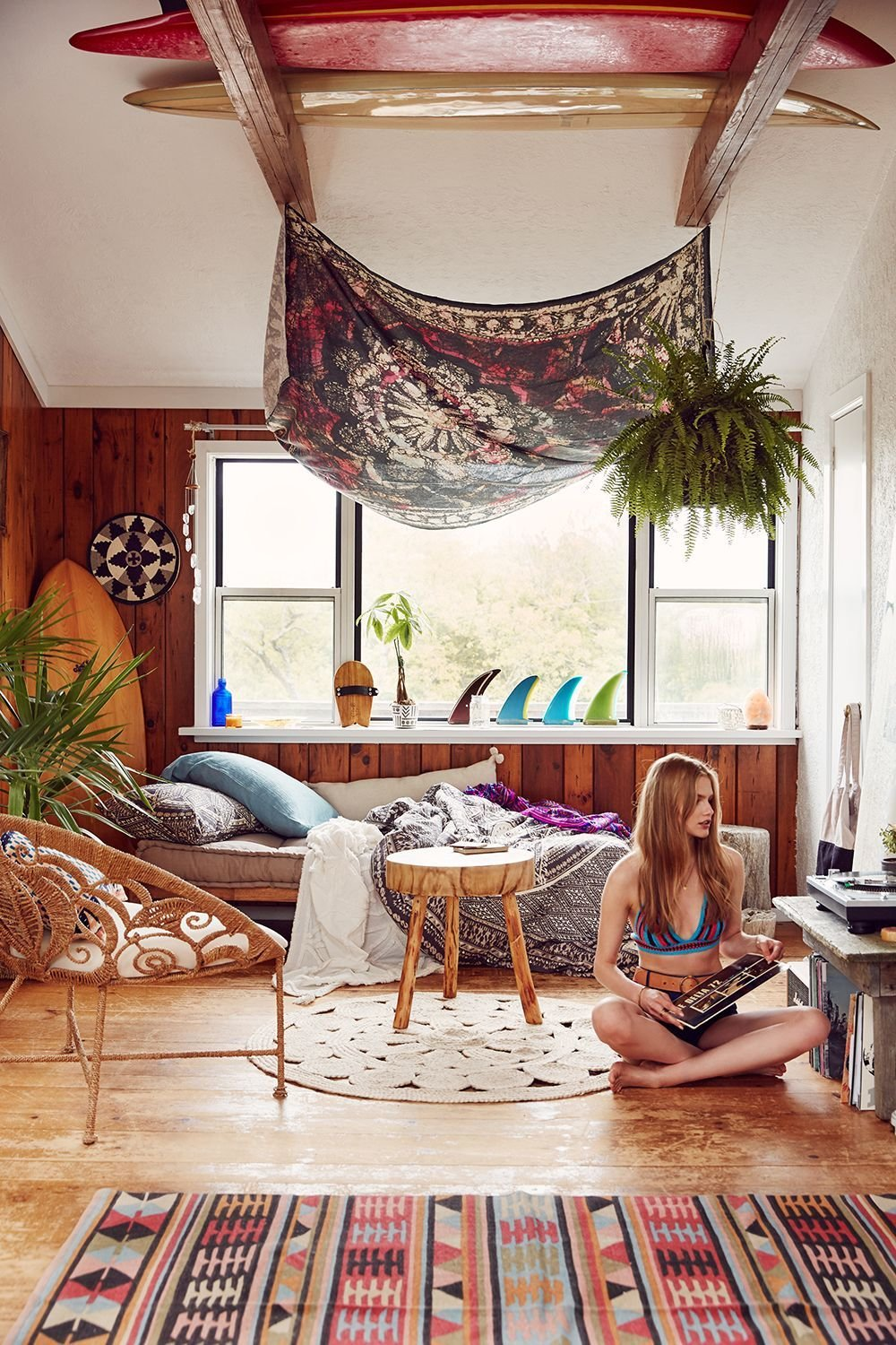Best Bohème ↣ ☮ Bohemian Bedrooms ☮ Surf Bedroom Home With Pictures