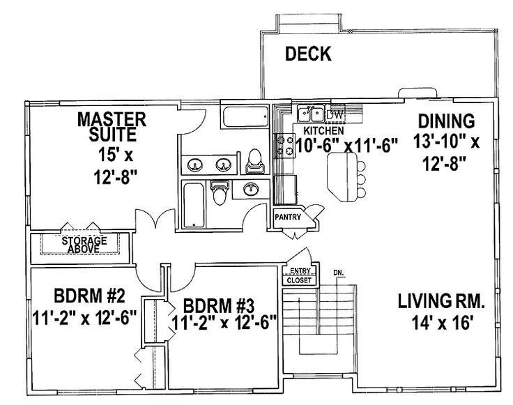 Best Pin By Mary Bech On House Plans In 2019 Split Level With Pictures
