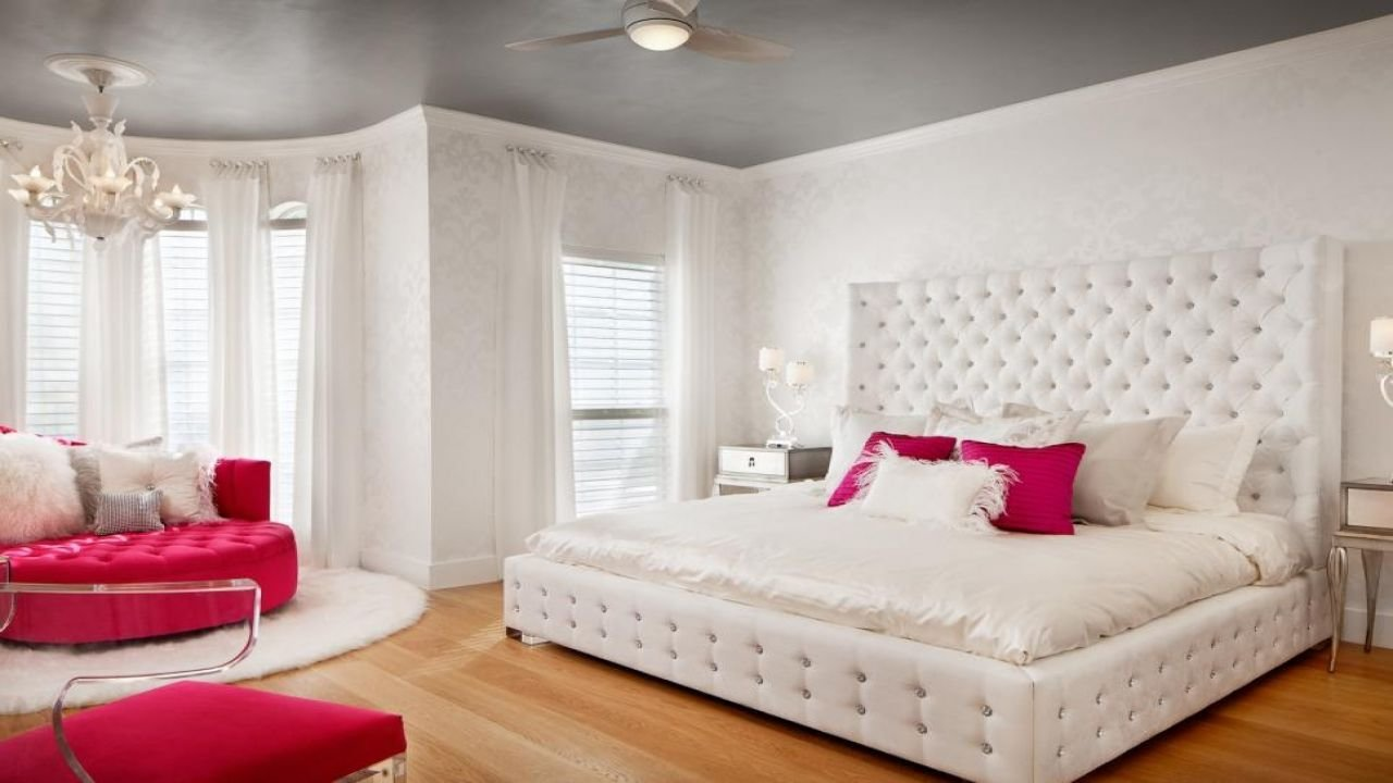 Best Rich Bedroom Bedrooms With Upholstered Headboards Rich With Pictures