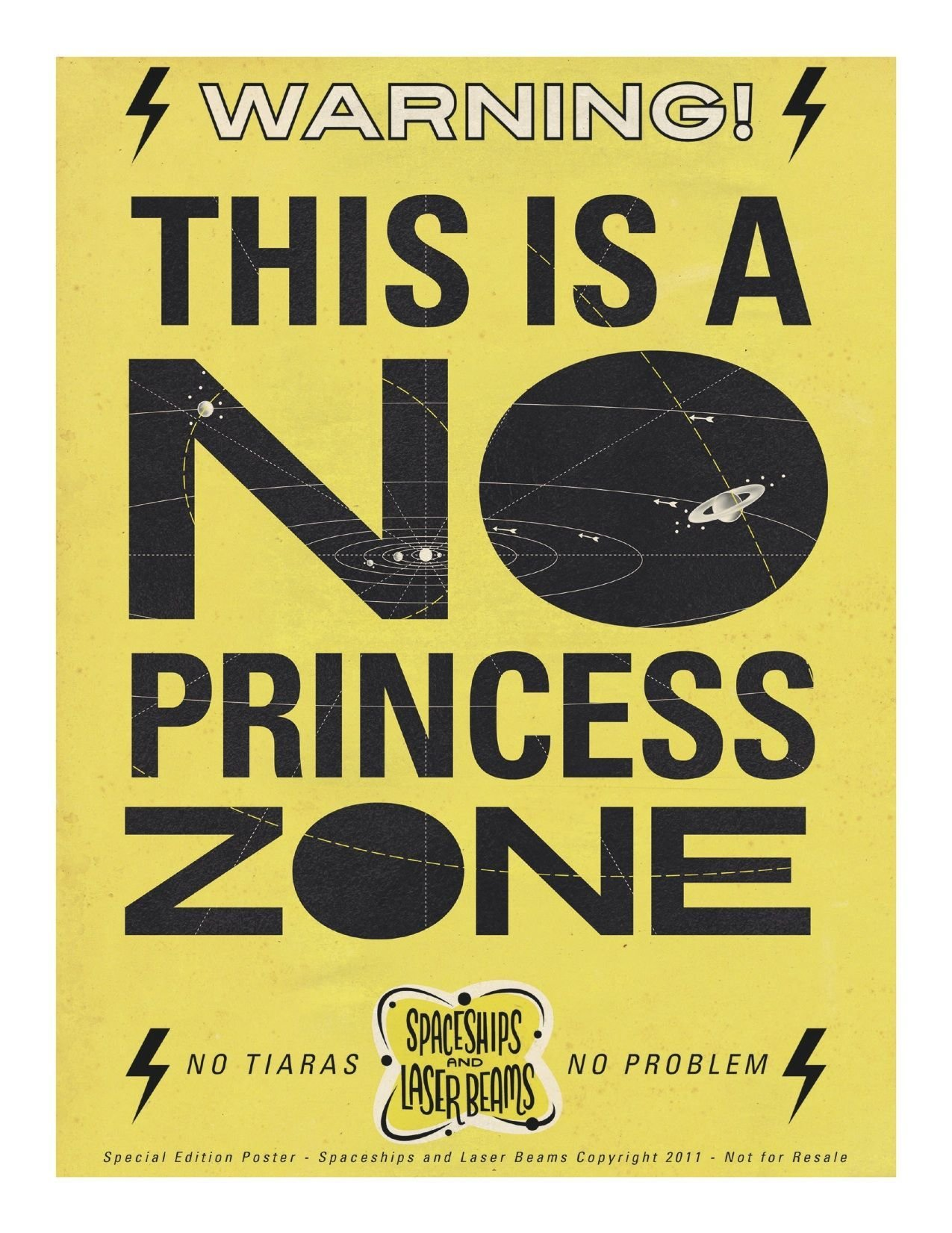 Best Free No Princess Zone Poster Download For The Boys From With Pictures