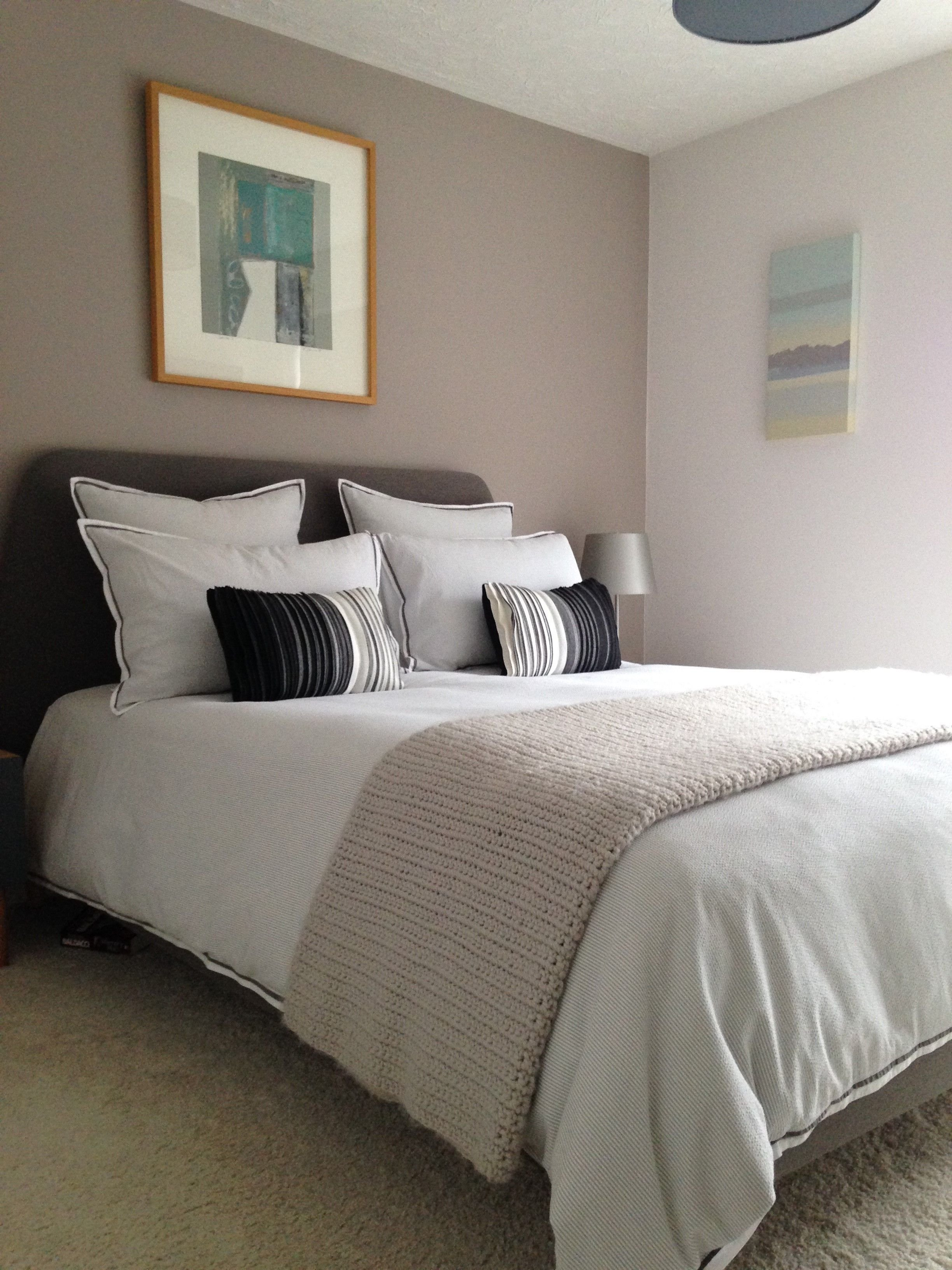 Best Soft Truffle Dulux Google Search Lounge Bedroom Wall With Pictures