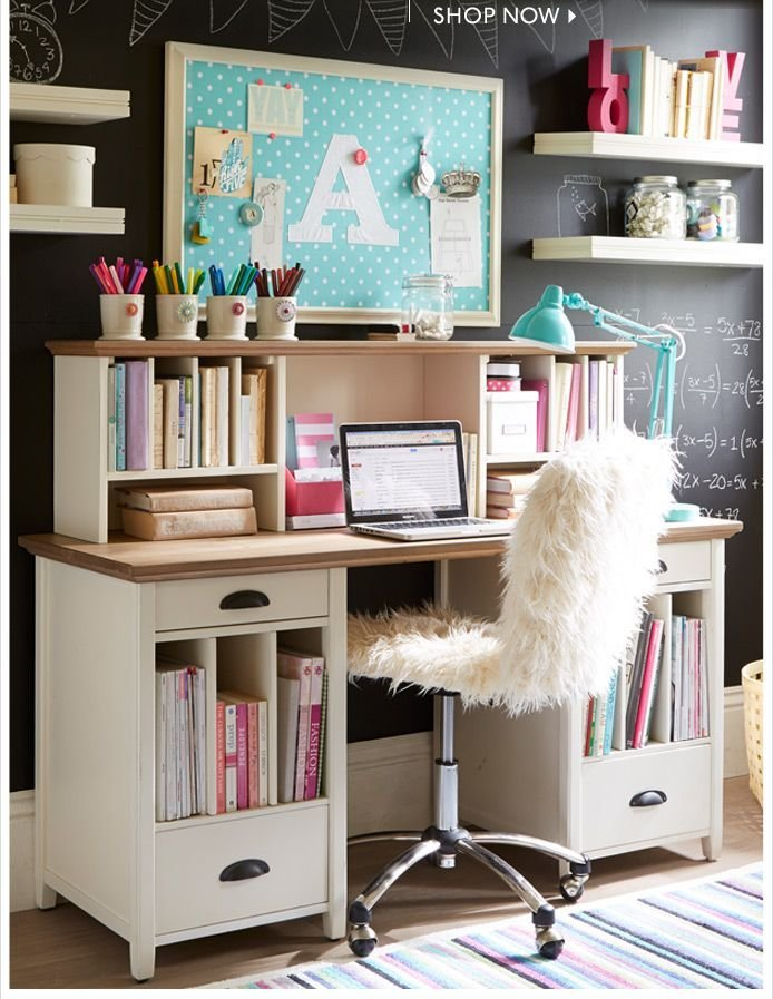 Best Stylish T**N Desks Back To School Girls Bedroom With Pictures