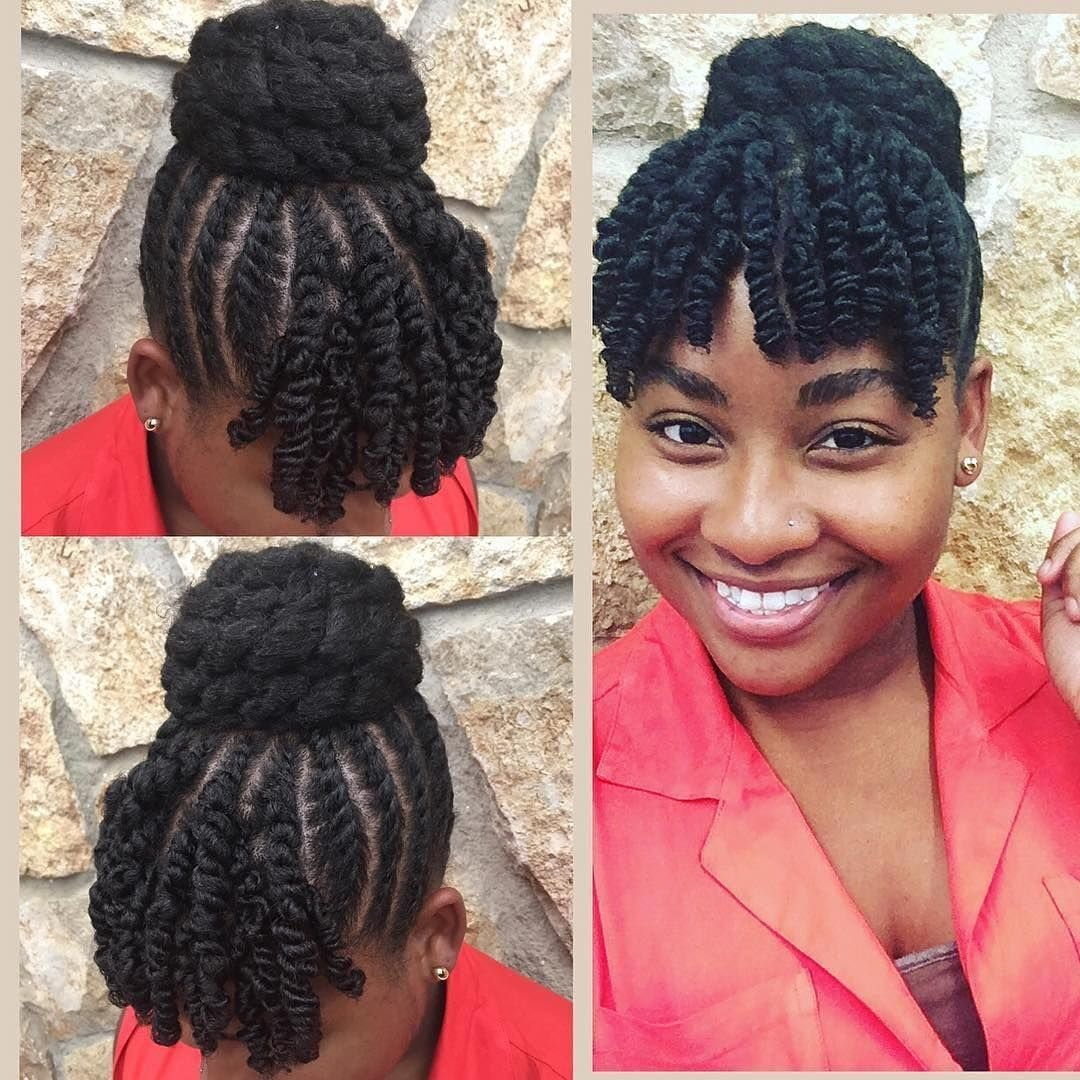 Free 15 Gorgeous Protective Hairstyles Featuring Coily Hair Textures Natural Hair Tips Hair Wallpaper