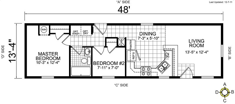 Best Single Wide Mobile Home Floor Plans Bookks Mobile Home With Pictures
