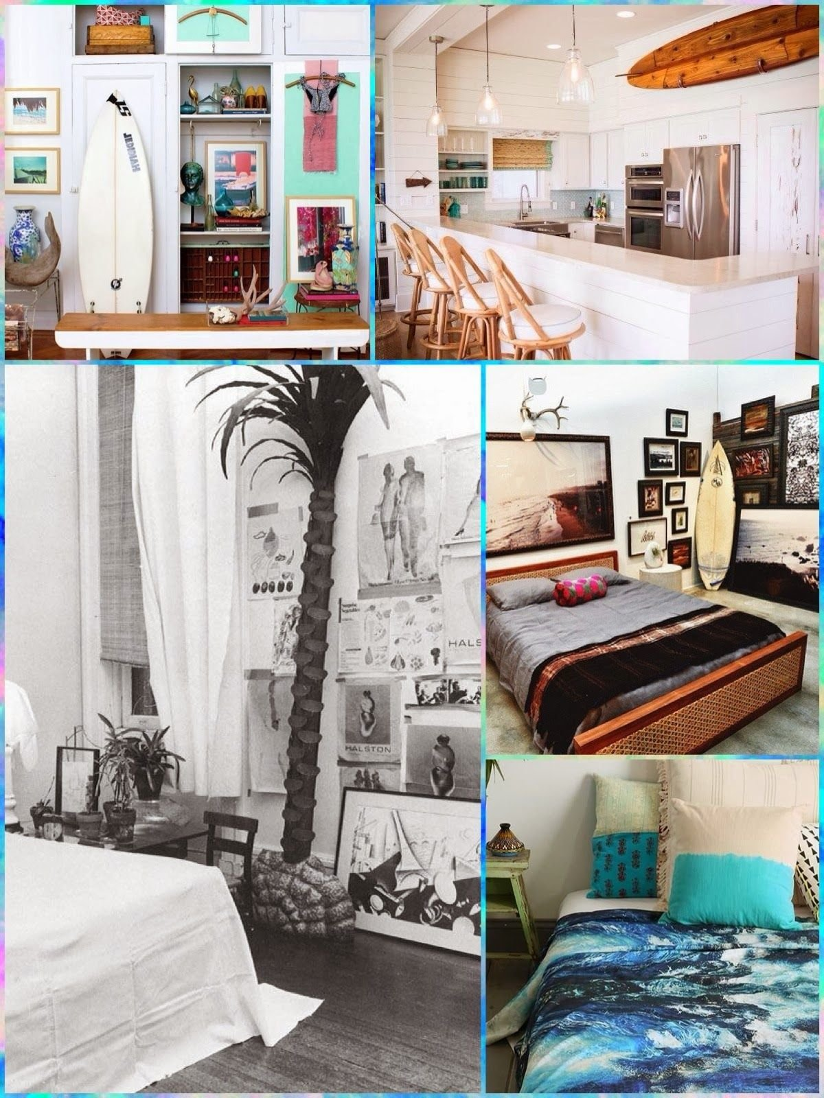Best Decor Surf Style Gabi Rudge Blog ♡ Cool Things Fashion With Pictures